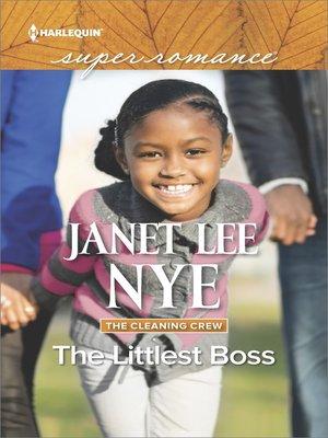 cover image of The Littlest Boss
