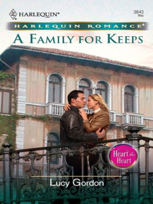 cover image of A Family For Keeps