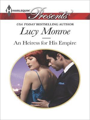 cover image of An Heiress for His Empire