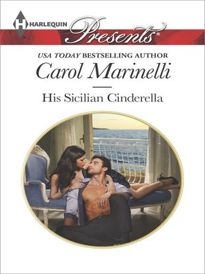 cover image of His Sicilian Cinderella