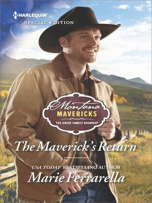 cover image of The Maverick's Return