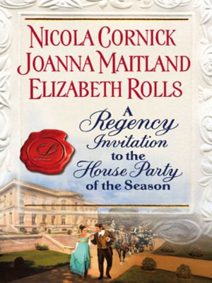 cover image of A Regency Invitation