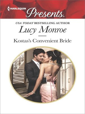 cover image of Kostas's Convenient Bride