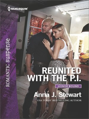 cover image of Reunited with the P.I.