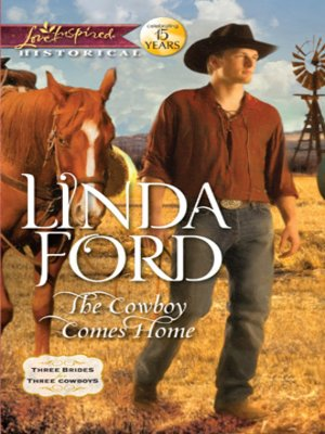 cover image of The Cowboy Comes Home