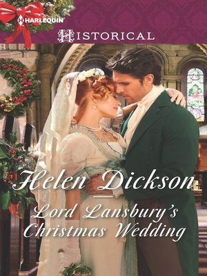 cover image of Lord Lansbury's Christmas Wedding