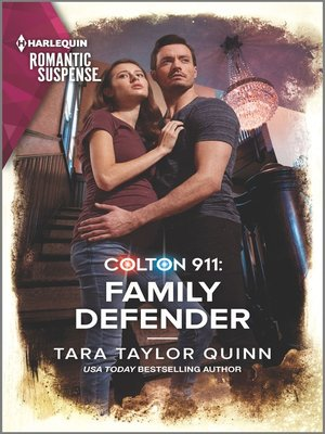 cover image of Colton 911--Family Defender