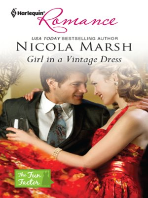 cover image of Girl in a Vintage Dress