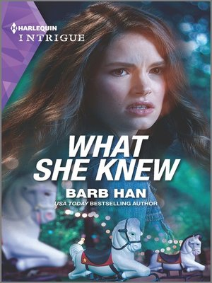 cover image of What She Knew