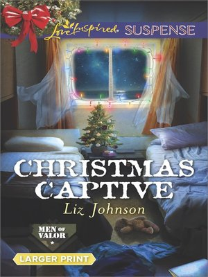 cover image of Christmas Captive