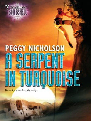 cover image of A Serpent in Turquoise