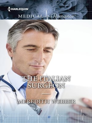 cover image of The Italian Surgeon