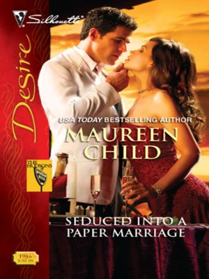 cover image of Seduced Into a Paper Marriage