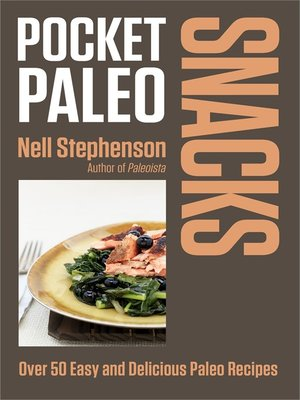 cover image of Pocket Paleo: Snacks