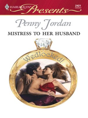 cover image of Mistress to her Husband