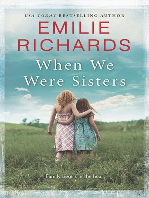 cover image of When We Were Sisters