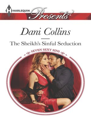 cover image of The Sheikh's Sinful Seduction