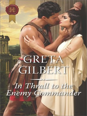 cover image of In Thrall to the Enemy Commander