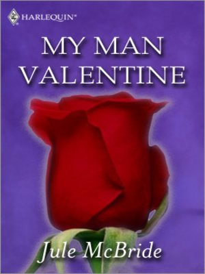 cover image of My Man Valentine