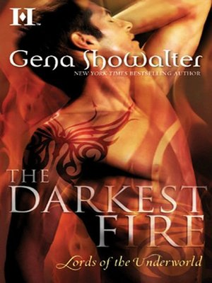 cover image of The Darkest Fire