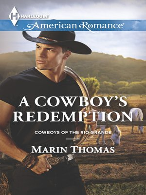 cover image of A Cowboy's Redemption