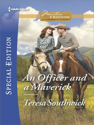 cover image of An Officer and a Maverick