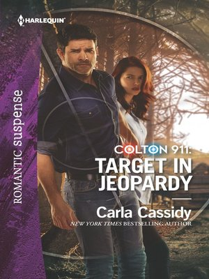 cover image of Target in Jeopardy