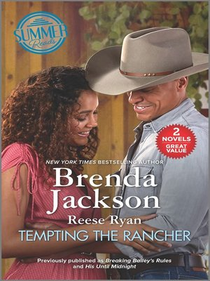 cover image of Tempting the Rancher