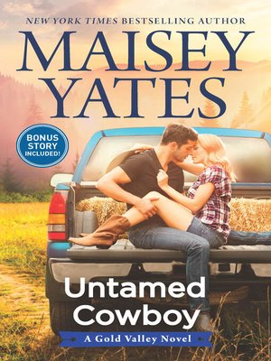 cover image of Untamed Cowboy