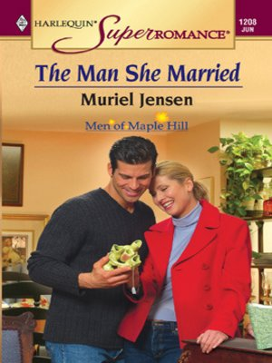 cover image of The Man She Married