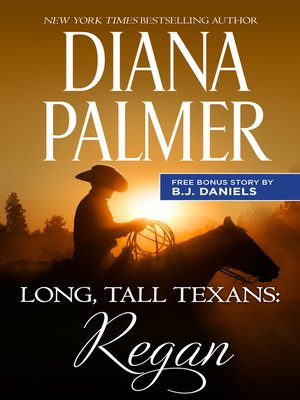 cover image of Long, Tall Texans--Regan & Second Chance Cowboy--Long, Tall Texans