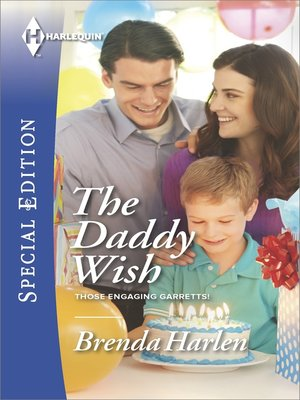 cover image of The Daddy Wish