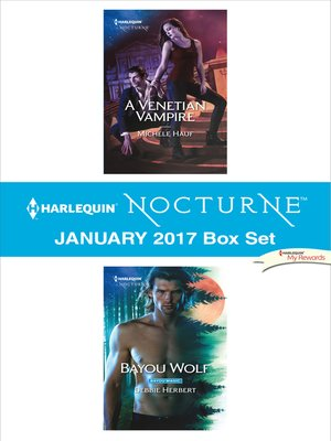 cover image of Harlequin Nocturne January 2017 Box Set