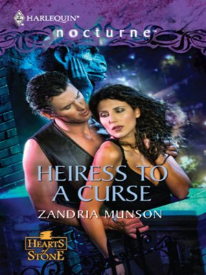 cover image of Heiress to a Curse