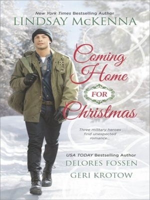 cover image of Coming Home for Christmas: Christmas Angel\Unexpected Gift\Navy Joy