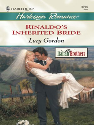 cover image of Rinaldo's Inherited Bride