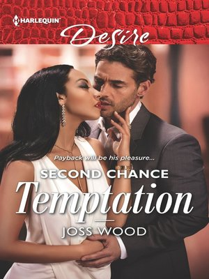 cover image of Second Chance Temptation