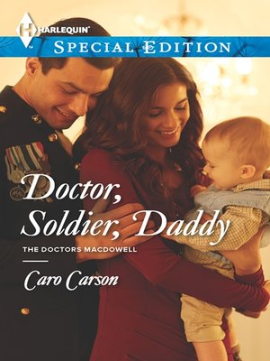 cover image of Doctor, Soldier, Daddy
