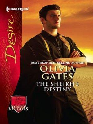 cover image of The Sheikh's Destiny