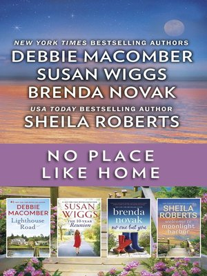 cover image of No Place Like Home: A Small Town Romance Collection