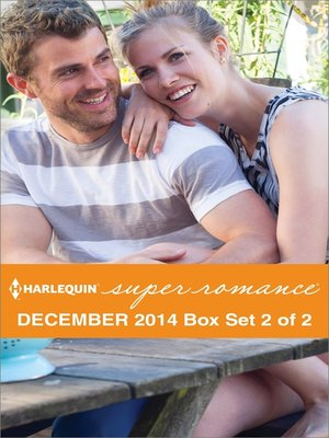 cover image of Harlequin Superromance December 2014 - Box Set 2 of 2: Starting with June\Scotland for Christmas\Southern Comforts