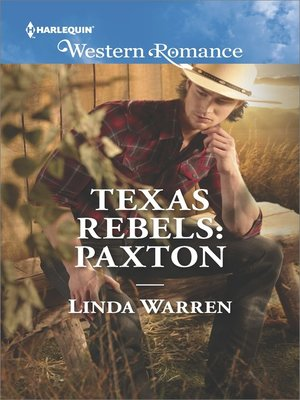 cover image of Texas Rebels--Paxton
