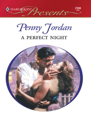 cover image of A Perfect Night