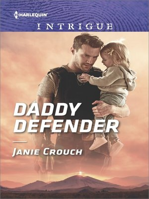 cover image of Daddy Defender