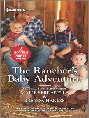 cover image of The Rancher's Baby Adventure