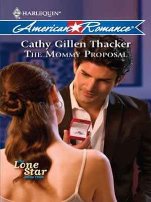 cover image of The Mommy Proposal