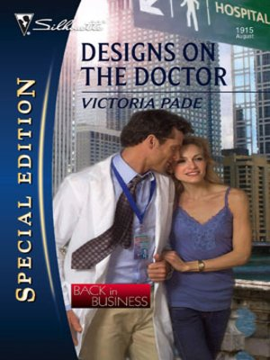 cover image of Designs on the Doctor