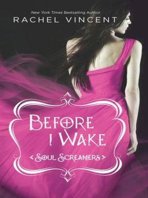 cover image of Before I Wake