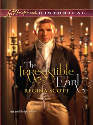 cover image of The Irresistible Earl