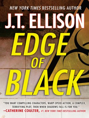 cover image of Edge of Black